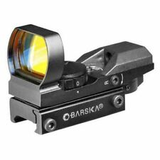 BARSKA AC10632 1x, 22mm-33mm Multi-Reticle Electro Sight