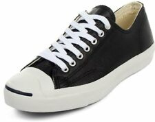 Converse Jack Purcell Leather, Black/White
