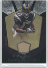 2008 Upper Deck Icons #RB1 Donnie Avery St. Louis Rams Rookie Football Card