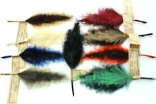 French feather fancies 3485  NOS vintage millinery hat trims 1920s