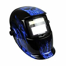 Instapark ADF Series GX-500S Solar Powered Auto Darkening Welding Helmet with #9