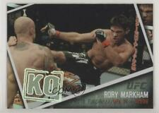 2009 Topps UFC Photo Finish #PF-6 Rory Markham MMA Card