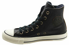 Converse Chuck Taylor AS Side Zip Hi Top Womens Trainers Boots Black 540375C D24