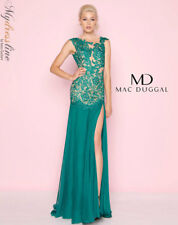 Mac Duggal 61041L Long Evening Dress ~LOWEST PRICE GUARANTEE~ NEW Authentic Gown