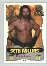 2016 Topps WWE Slam Attax Takeover #46 Seth Rollins Rookie Wrestling Card