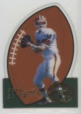 1995 Playoff Contenders Rookie Kick Off #RKO29 Eric Zeier Cleveland Browns Card