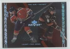 2000-01 Upper Deck MVP Excellence #ME2 Pavel Bure Brendl Florida Panthers Card