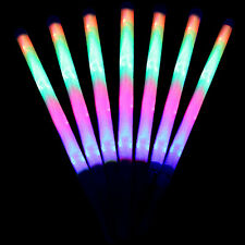 Cool Flash stick Concert Bar LED Flashing Torch Stick Magic Wand Tool Gif Gift