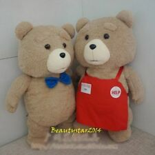 """46CM 18"""" Ted Movie Teddy Bear Plush Toy Stuffed Animal Soft Toy Doll Pillow Gift"""