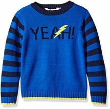 Petit Lem Boys' Yeah Knit Sweater - Chse size  color