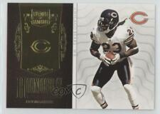 2010 Plates & Patches Honors #4 Devin Hester Chicago Bears Football Card