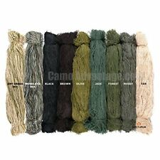 Ghillie Suit Thread Lightweight Synthetic Ghillie Yarn Build Your Own Ghillie US
