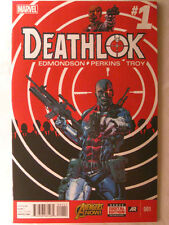 Deathlok 1 2 3 4 5 6 7 8 9 10 .  (2014). Nathan Edmondson. Mike Perkins