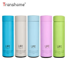 Transhome® 500ml Stainless Steel Insulated Thermos Vacuum Flask Water Bottle
