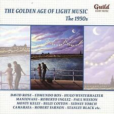 Golden Age of Light Music the 1950s, New Music