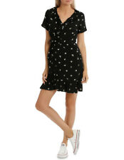 NEW All About Eve Frankie Dress Black