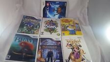 Wii Video Game Lot Many to choose from