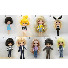 1/6 Scale Dolls Dress Outfit Clothes for 12'' Neo Blythe Azone Licca Pullip Doll