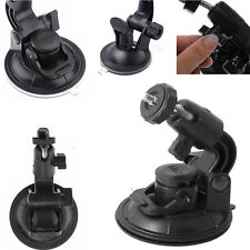 In Car Windscreen Suction Cup Mount Tripod Holder Fits All Camera Camcorder UK