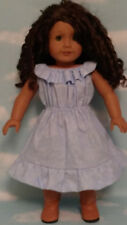 "Dress handmade to fit 18"" American Girl Doll 18 inch Doll Clothes 52b"