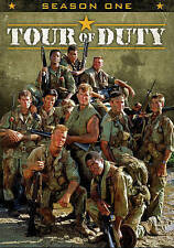Tour of Duty - Season One (DVD, 2014, 4-Disc Set)