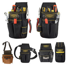 Electrical Tool Bag Waist Hanging Belt Holder Electrician Carpenter Tools