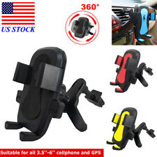 Car Air Vent Mount Cradle Holder Stand For Mobile Cell Phone GPS iPhone USA sell