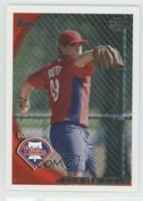 2010 Topps Pro Debut 308 Jesse Biddle Philadelphia Phillies Rookie Baseball Card