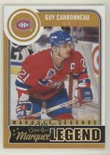 2014-15 O-Pee-Chee #560 Guy Carbonneau Montreal Canadiens Hockey Card