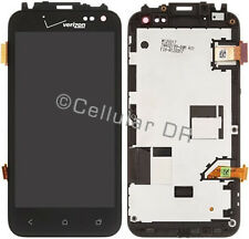 HTC Droid Incredible 4G LTE ADR6410 LCD Display Touch Screen Digitizer Frame