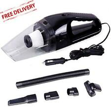 Car Vacuum Cleaner 12V For Auto Mini Hand held Wet Dry Small Portable 12 Volt US
