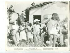 THAT MAN FROM RIO-8X10 STILL-ACTION-COMEDY-JEAN SERVAIS-FRANCOISE DORLEAC VG