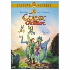 Quest For Camelot (DVD, 1998) Cary Elwes Don Rickles