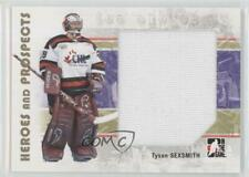 2007-08 In the Game Heroes and Prospects #128 Tyson Sexsmith Rookie Hockey Card