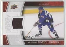 2013 Upper Deck Series Two UD Game Jersey #GJ-VD Vincent Damphousse Hockey Card
