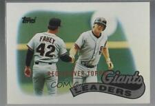 2017 Topps Rediscover Buybacks Bronze #1989-351 San Francisco Giants Team Card