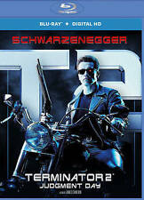 Terminator 2: Judgment Day (Blu-ray Disc, 2015)