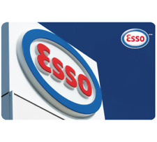 Esso Gift Card $25, $50, or $100 - email delivery