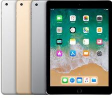 Apple iPad 5th Gen. 128GB Wi-Fi + Cellular Unlocked 9.7 inch Tablet