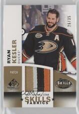 2017 Upper Deck SP Game Used NHL All-Star Skills Fabrics Patch AS-RK Ryan Kesler