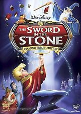 The Sword in the Stone (DVD, 2008, 45th Anniversary Edition) NEW AND SEALED