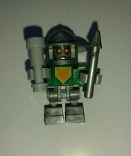 New Lego nexus knight figure