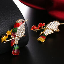 Brooch Pin Crystal Antique Cute Animal Shape Corsages Scarf Clips Brooches
