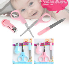 Baby Nail Care 2&3 Pieces Cutter Scissors Clipper Manicure Pedicure Kit Gift Set