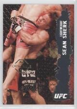 2015 Topps UFC Chronicles Originals Buybacks #2009-65 Sean Sherk MMA Card