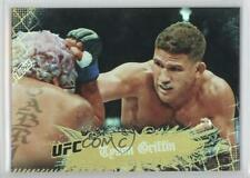 2010 Topps UFC Main Event Gold #52 Tyson Griffin MMA Card