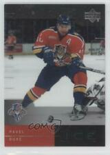 2000-01 Upper Deck Ice #20 Pavel Bure Florida Panthers Hockey Card