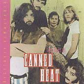 The Best of Canned Heat [EMI] by Canned Heat (CD, Sep-1989, EMI Music Distributi