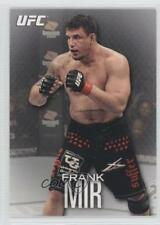 2012 Topps UFC Knockout Silver #20 Frank Mir Rookie MMA Card
