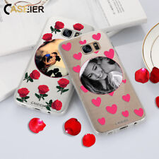 CASEIER® Lover's DIY Phone Case Cover Samsung Galaxy S8 Plus S6 S7 Edge Note 8